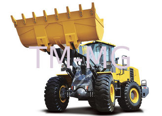 XCMG Strong Structure ZL50GV Earthmoving Machinery Long Service Life