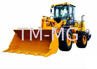 Low Fuel Consumption earth movers equipment LW400KV Wheel Loader