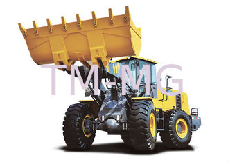 LW600KV multifunctional 6t Wheel Loader Earthmoving Machinery four wheel drive