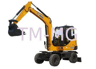 Advanced Hydraulic System earth mover truck XE60W Excavator performance