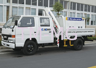 Durable 2T Hydraulic Driver Lorry Mounted Crane, Cargo Crane Truck