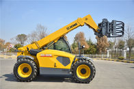 China Confortablexc6-3007 Telescopische Telehandler Vorkheftruck forklength 1200mm met Deutz-motor fabriek