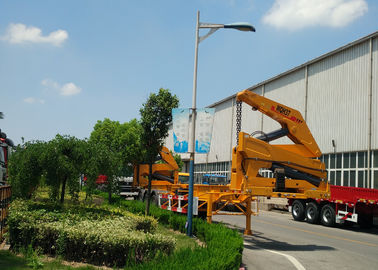 XCMG 20ft Container Zijheftoestel met Maximum 37 van de Ladingston Capaciteit